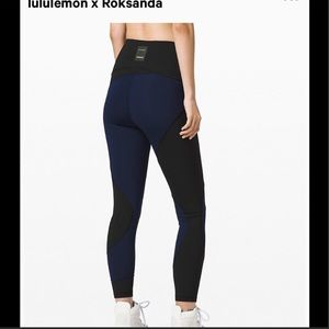 Lululemon xRoksanda inner Expanse Tight